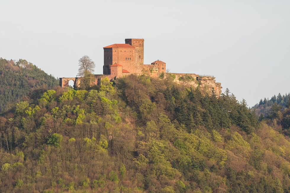 Trifels Castle, Germany