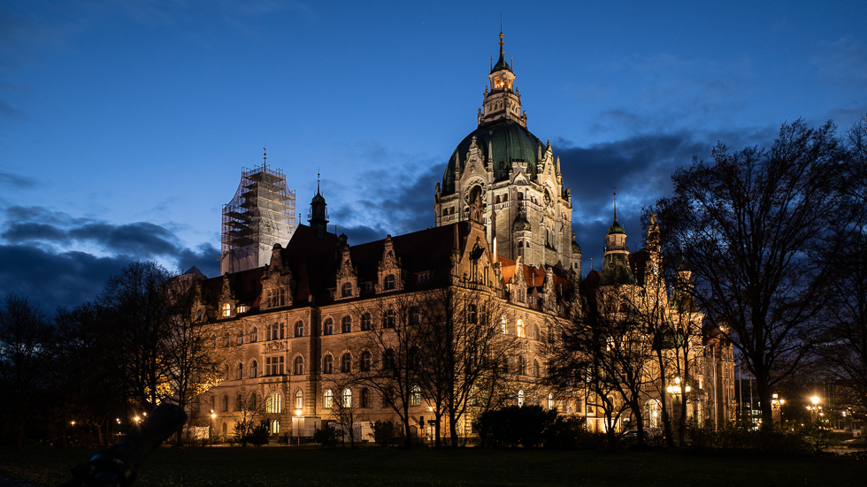 Hannovers Rathaus