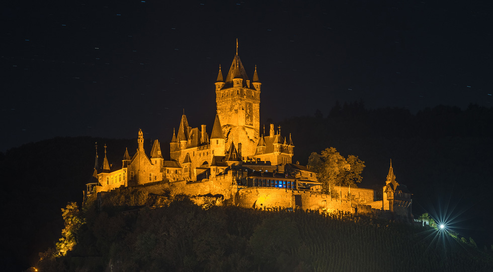 Imperial Castle, Cochem, Germany