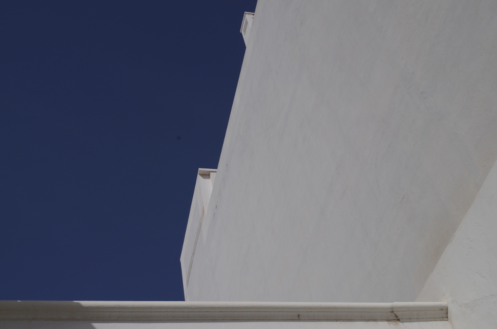 Lanzarote Blue and White -1