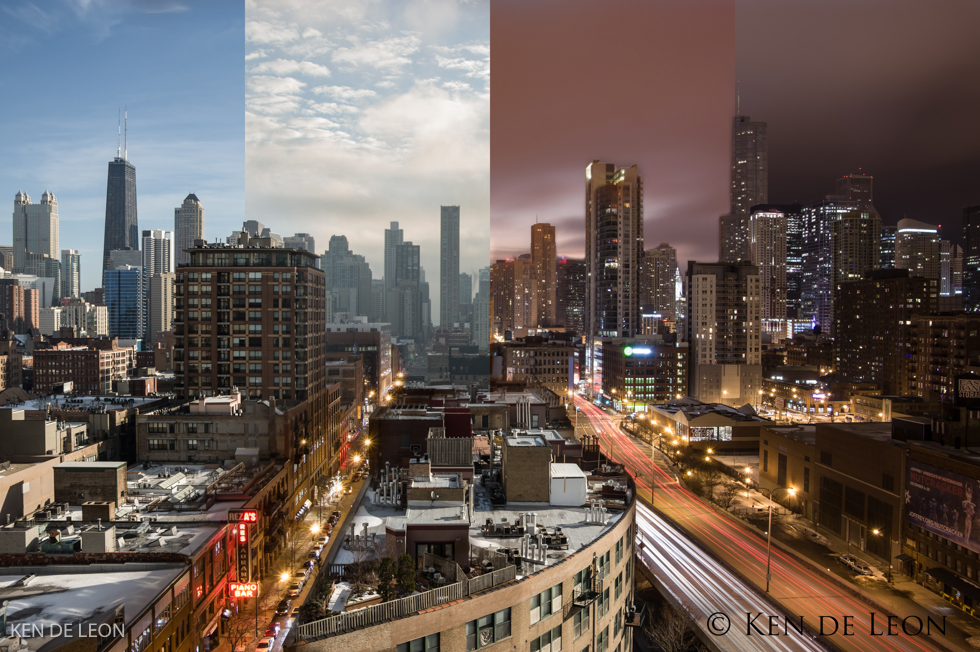 Chicago'S 4Skies