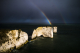 Old Harry and the rainbows