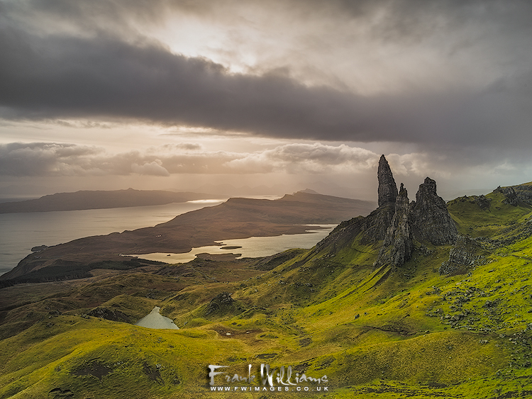 Old Man Of Storr Isle Of Skye FWI0133