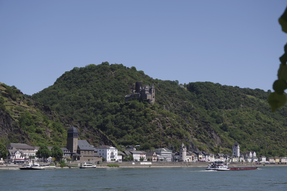 Rhein bei Boppard 1