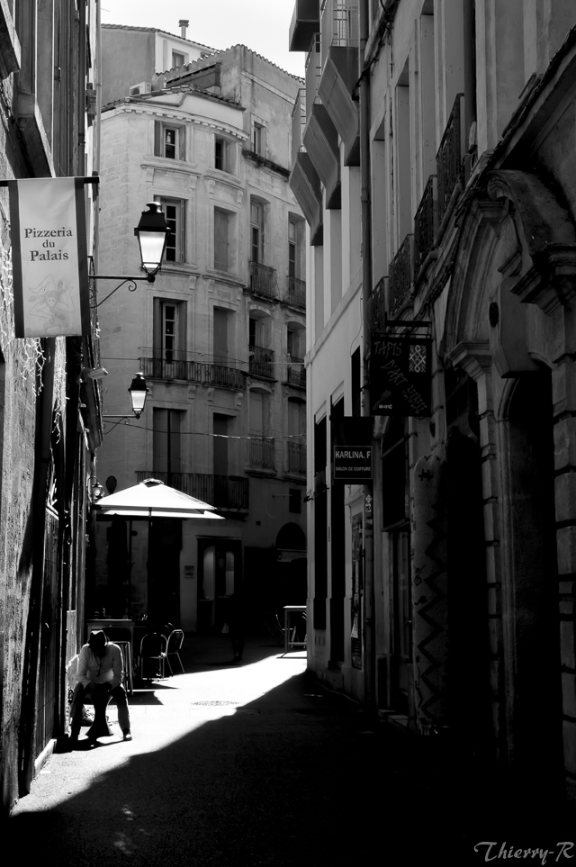 Late afternoon-Montpellier