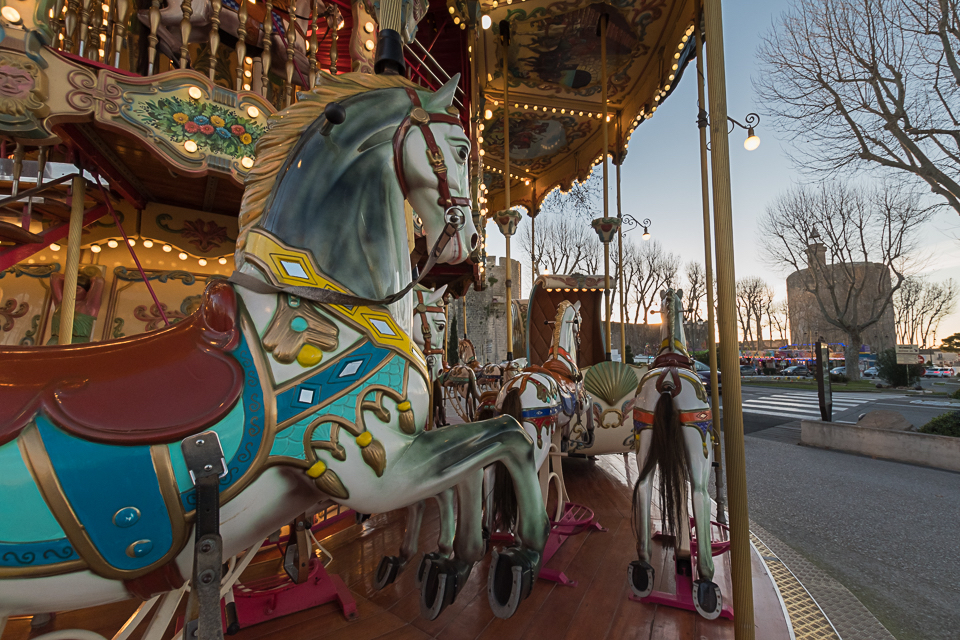 Carrousel d'Aigues-Mortes