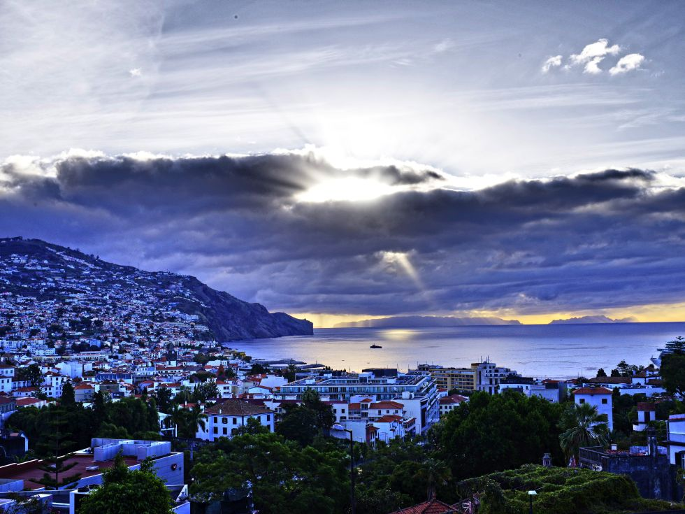 Funchal am Morgen