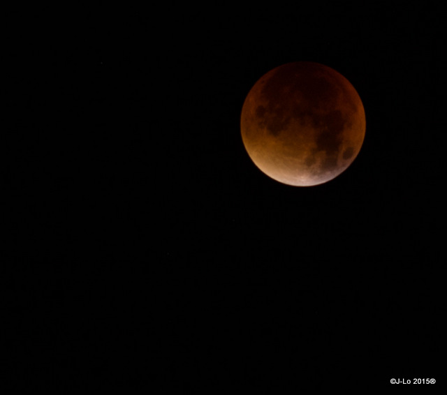 Moon Eclipse 2015